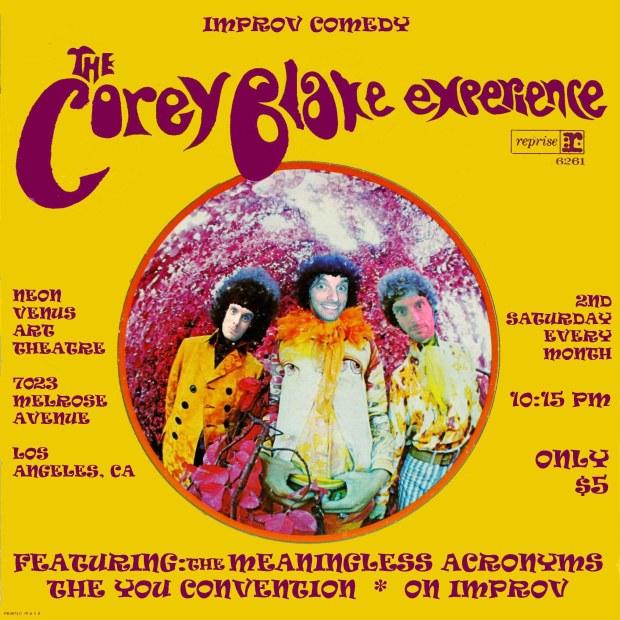 The Corey Blake Experience
