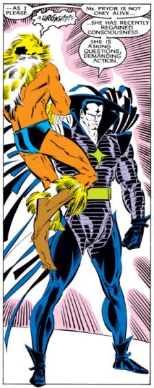 Mr. Sinister revealed